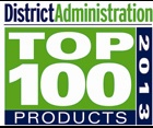 Mimio Wins District Administrator Top 100 Award 2013